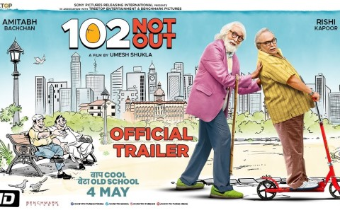 102 not out trailer